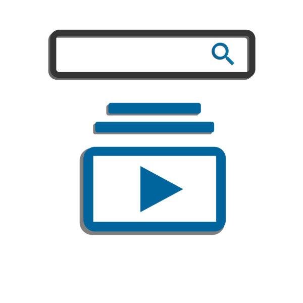 Livestream Event Landingpage
